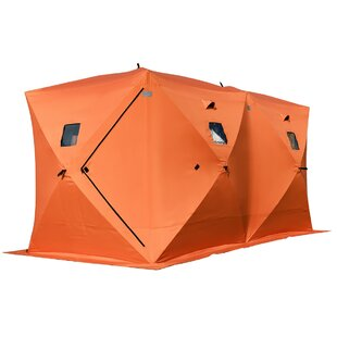 Maris Waterproof Portable 8 Person Tent With Bag Image