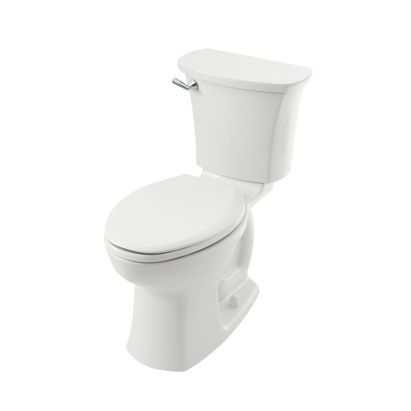 American Standard Edgemere Dual Flush Elongated Two Piece