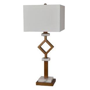 Bargain Tenzin 33.5'' Table Lamp By Ivy Bronx