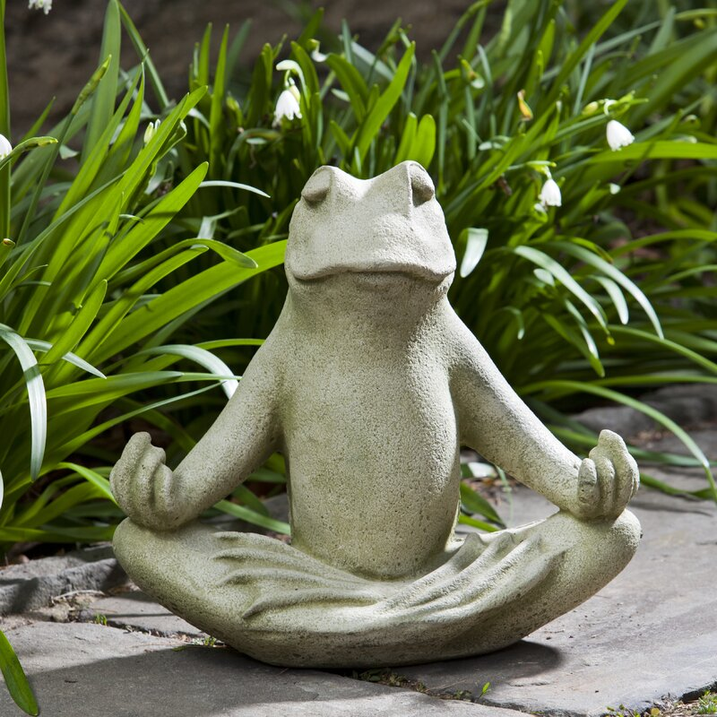 Totally Zen Too Statue