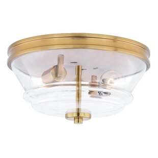 Rachel 2-Light Flush Mount..