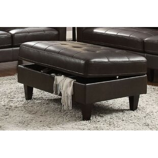Rives Storage Ottoman by Charlton Home