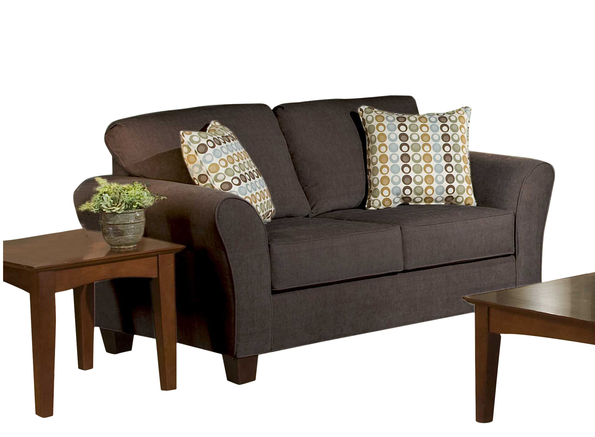 Charmant Three Posts Serta Upholstery Franklin Loveseat U0026 Reviews | Wayfair