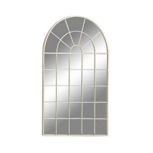 Metal Wall Full Modern and Contemporary Length Mirror by CosmoLiving by Cosmopolitan