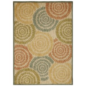 Junaid Light Tan Area Rug