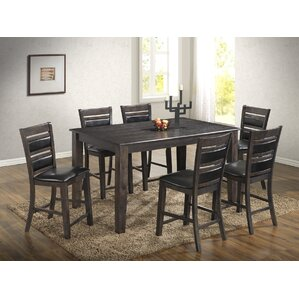 7 Piece Dining Set by Best Quality Furnit..