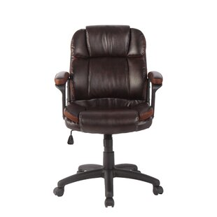Inexpensive Auberon Executive Chair by Loon Peak Reviews (2019) & Buyer's Guide
