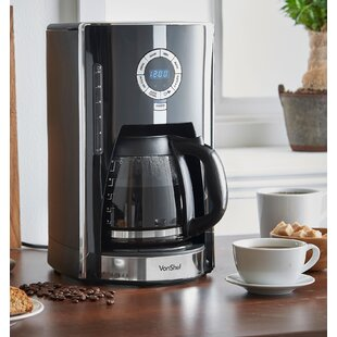 12-Cup Digital Filter Coffee Maker