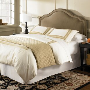 Darby Home Co Stout Upholstered Panel Bed