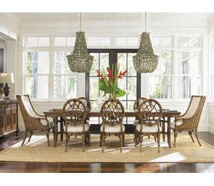 Tommy Bahama Home Bali Hai 9 Piece Dining Set