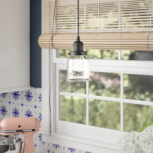 Breakwater Bay Witherington Glass Bell 1-..