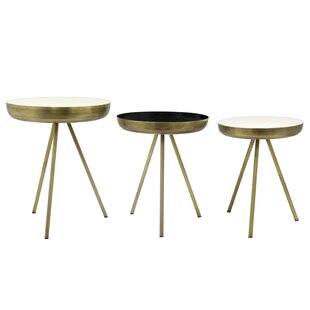 Austen 3 Piece Nesting Tables By Bungalow Rose