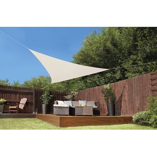 Tenino 3.6m Triangular Shade Sail By Sol 72 Outdoor