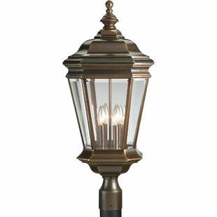 Triplehorn 4-Light Lantern Head