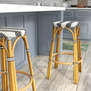 Campbellton 30 Bar Stool Beachcrest Home
