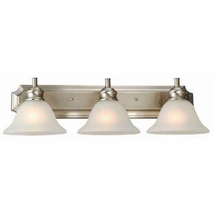 Bristol 3-Light Vanity Light by Design House
