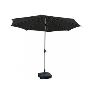 Katelyn 3m Traditional Parasol By Freeport Park