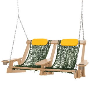 Amalia Duracorda Porch Swing