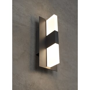Steward LED Outdoor Sconce