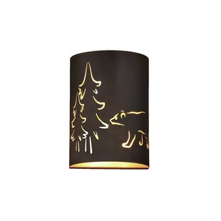 Barnabas 2-Light Flush Mount by Millwood Pines