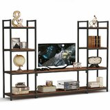 Lazaro Entertainment Center for TVs up to 43 by 17 Stories