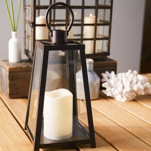 Reviews Metal Lantern By LumaBase