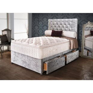 Goetz Pocket Memory Divan Bed By Rosdorf Park