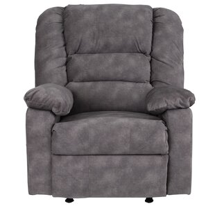 Red Barrel Studio Caress Manual Recline Rocker Recliner