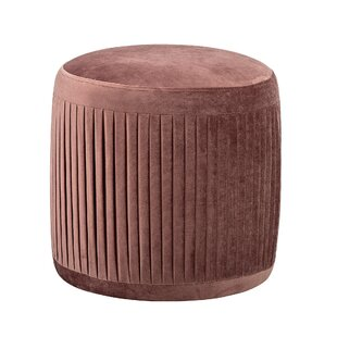 Pleat Pouffe By Bloomingville