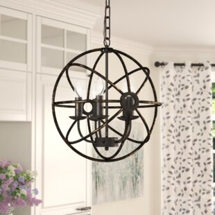 Leung 5-Light Chandelier b..