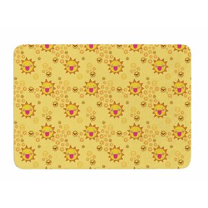 It's All Sunshine by Jane Smith Bath Mat