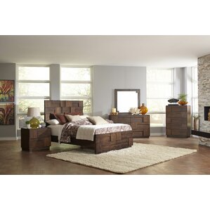 Benbow Panel Customizable Bedroom Set by Brayden Studio