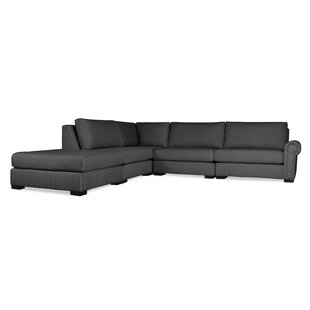 Best Price Willia Sectional by Three Posts Reviews (2019) & Buyer's Guide