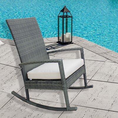 Sunbrella Fabric Included Patio Rocking Chairs Amp Gliders