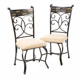 Zamudio Side Chairs (Set of 2) by World M..
