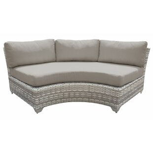 Fairmont Patio Sofa with Cushions