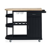 Lorenzo Kitchen Cart by Rosalind Wheeler