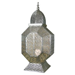 Reviews Wildermuth Metal Electric 1-Light Outdoor Hanging Lantern By Bloomsbury Market