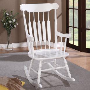 Rocker Chair by Wildon Hom..