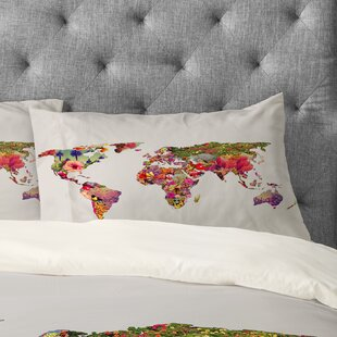 Bianca Green Its Your World Pillowcase