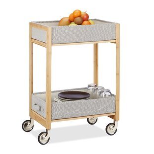 Elena Serving Cart By House Of Hampton