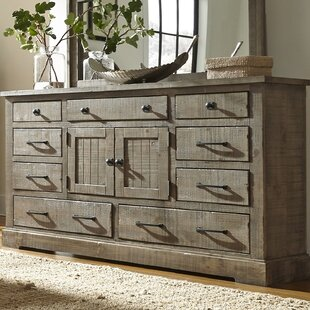 Lark Manor Arthurs 9 Drawer Combo Dresser