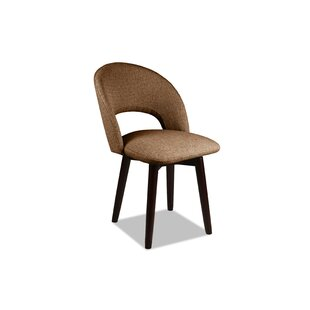 Sherburne Upholstered Dining Chair by Wrought Studio Wonderful