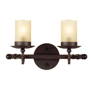 Darby Home Co Bungalow 2-Light Vanity Light