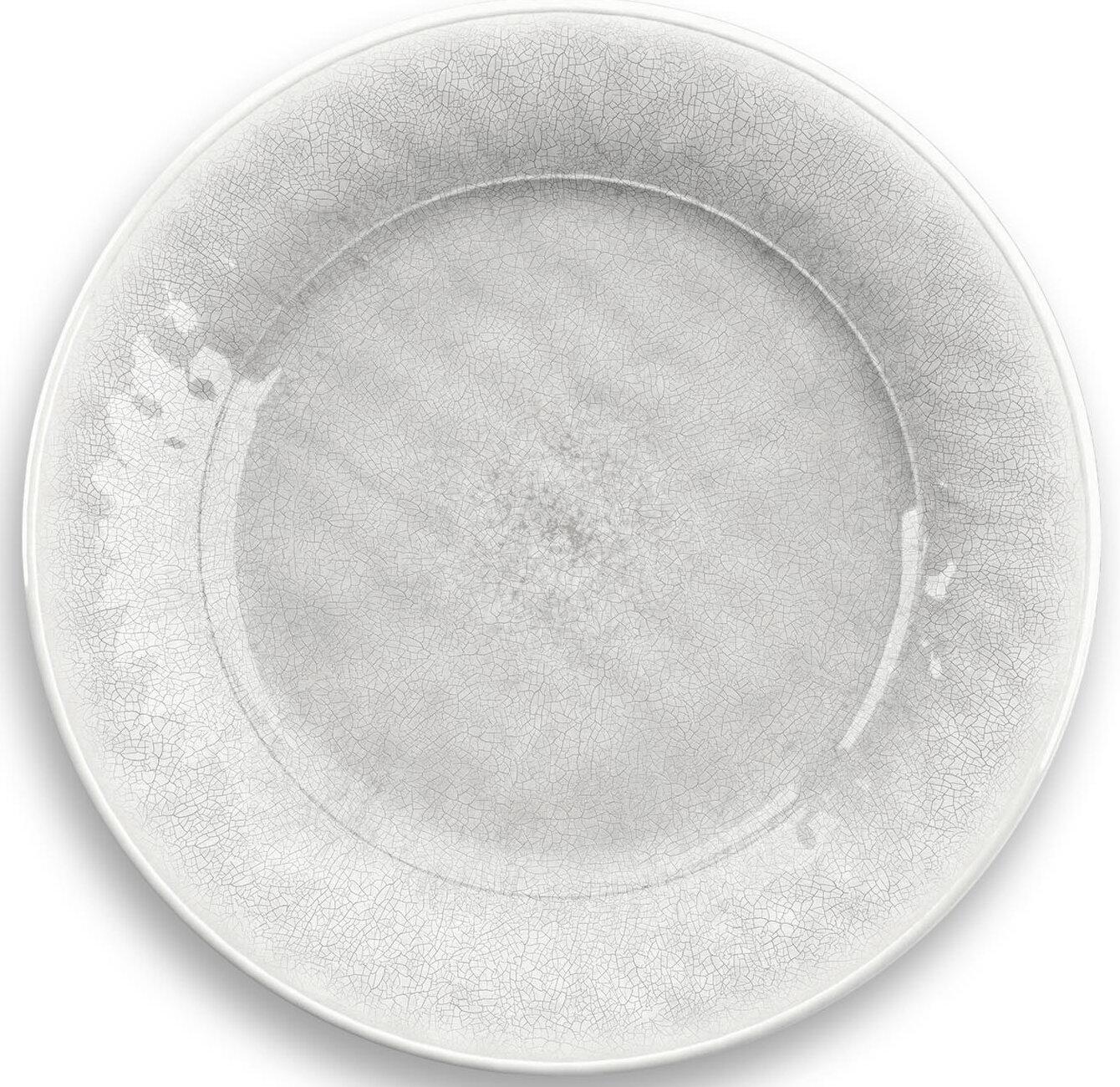 sc 1 st  Wayfair & Mint Pantry Seth Glaze Melamine Dinner Plate u0026 Reviews | Wayfair