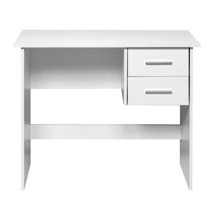 Ebern Designs Delmonte 2 Drawers Writing Desk
