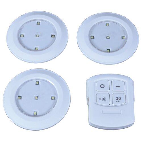 LED Under Cabinet Puck Light Symple Stuff