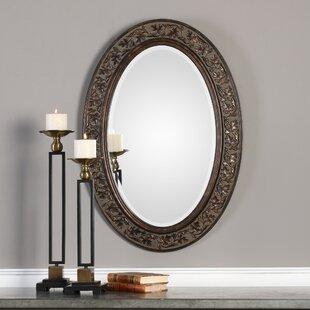 Horizontal Oval Wall Mirrors You Ll Love In 2021 Wayfair