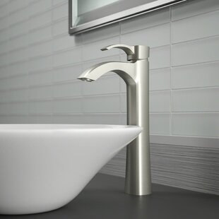 Single Hole Bathroom Faucet by MR Direct