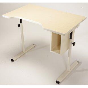 Populas Furniture Knob Assist Series Drafting Table